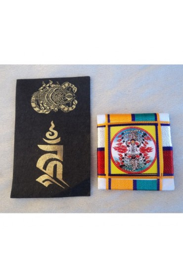 Tibetan Door Protector Goh Sung - (Protection Mantra to be kept on entrance)