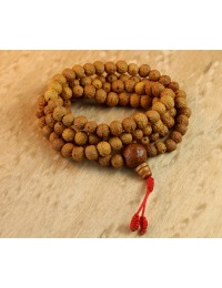 Traditional Raktu Seed Mala