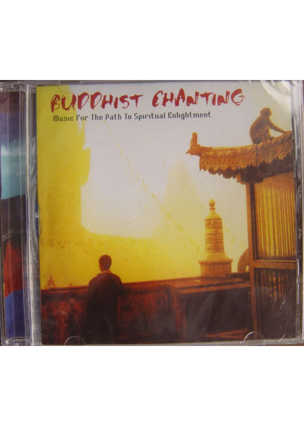 Buddhist Chanting-Music For The Spiritual Enlightenment Audio CD