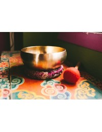 Inch Masterpiece Tibetan Singing Bowl,